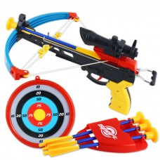 KINGSSPORT TARGET SHOOTING CROSSBOW SET