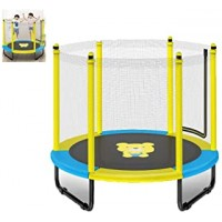 60 inch TRAMPOLINE WITH SAFETY ENCLOSURE