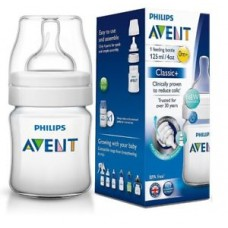 PHILIPS AVENT CLASSIC+ FEEDING BOTTLE 4oz