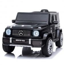 Mercedes G63 black AMG - (4 MOTOR)