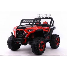 Rechargeable Motor Jeep- 6 Motor with Swing Function