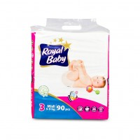 ROYAL BABY MIDI 90 PCS