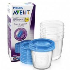 PHILIPS AVENT BREAST MILK STORAGE CUP 180ML