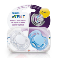 PHILIPS AVENT NATURAL FREEFLOW PACIFERS