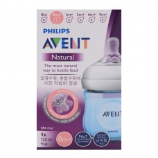 PHILIPS AVENT NATURAL 4oz/125ML