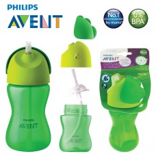 PHILIPS AVENT BENDY STRAW CUP 300ML/10OZ