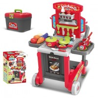 3y+ Kid Pretend Play Toy Kitchen set