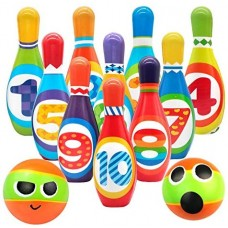 Bowling Set Toddlers 10