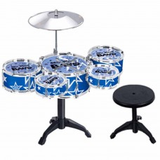 Jazz Drum Set for Kids -5 Drum set