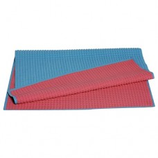 Air Filled Rubber Cot Sheet - PLAIN
