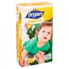 DRYPERS DRYPANTZ XL 32PCS