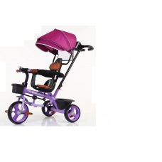 Kids stroller tricycle with canopy -906