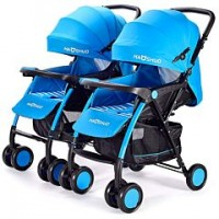TWIN Baby Stroller With Carry Handle