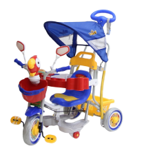 TRICYCLE with CANOPY & SWING