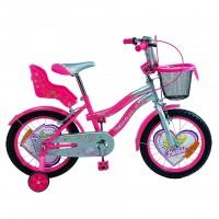 "Tomahawk Kids' Bicycle - Barbie 12"""