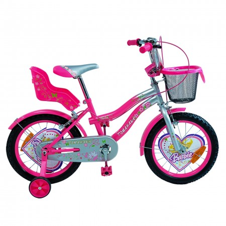 Tomahawk Kids' Bicycle - Barbie 12""